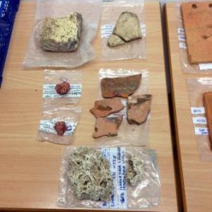 Samples from Bredhurst