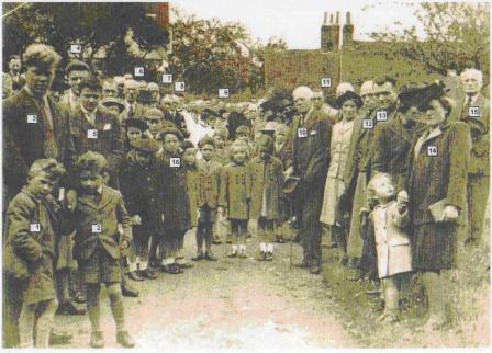Shorne Church, May 6th 1945